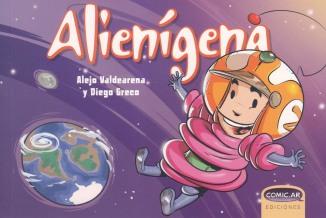 Alienígena (Comic.ar)