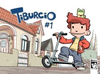 Tiburcio #1 (Batracio Ediciones)