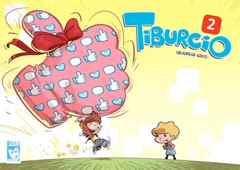 Tiburcio #2 (Batracio Ediciones)